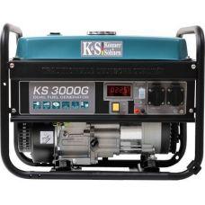 Двухтопливный генератор Könner & Söhnen KS 3000-G