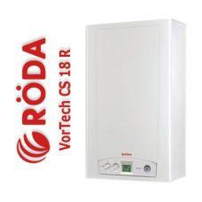 Котел газовый RODA VorTech CS 18 R (турбо, отопл.)