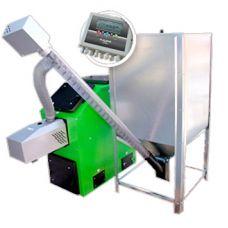 Пеллетный котел Kostrzewa Pellets 100 (32 кВт)