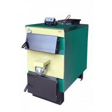 Твердотопливный котел ТИВЕР КТ 15 Д длительного горения (с вентилятором и контроллером)