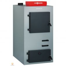 Пиролизный котел Viessmann Vitoligno 100-S 25 кВт